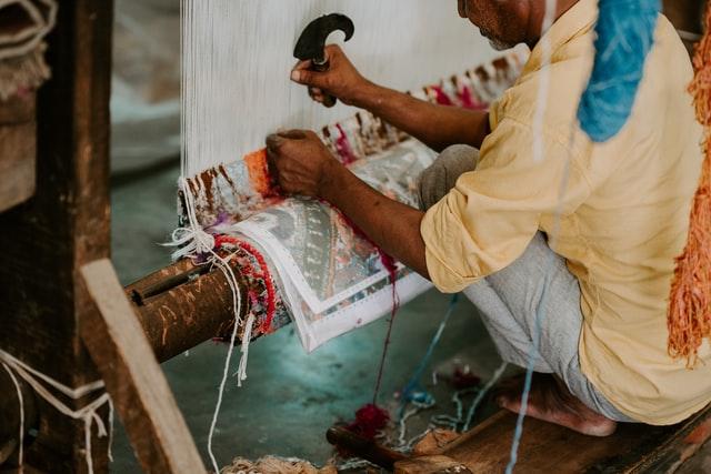 Handweaving: Local Craftsmanship