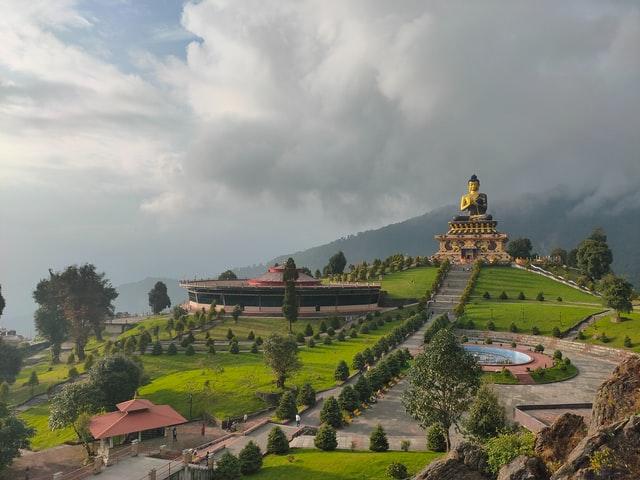 Beautiful Buddha Park