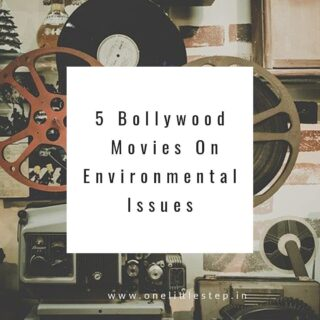 Rare but it's there. . Check out the list, it's on the blog. Link in the bio.⬆️ . Follow @onelittlestep.in for stories on sustainability. . . . . . . . . . . #gogreen #earth #nature #climate #climatechange #climateaction #movie #bollywood #bollywoodmovies #weekend #sustainability #sustainableliving #like #follow #india #blog #onelittlestep