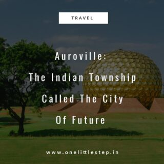 It's beautiful!🌿 . Full story on Auroville is on the blog. Link in the bio. ⬆️ . Follow @onelittlestep.in for stories on sustainability. . @auro.ville  @tourismtn  @incredibleindia  . . . . . . . . . . #gogreen #ecofriendlyliving #ecofriendly #environment #nature #naturelover #auroville #tamilnadu #incredibleindia #sustainableliving #sustainability #tamilnadutourism #pondicherry #like #follow #blog #india #onelittlestep